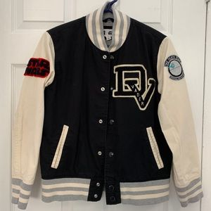 Gap Star Wars Varsity Jacket